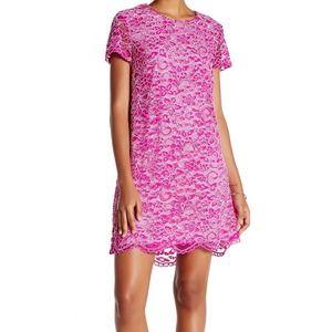 CeCe by Cynthia Steffe NWT Kayte Lace Shift Dress